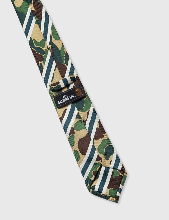 BAPE Bape Camo Stripe Tie Camo Archives
