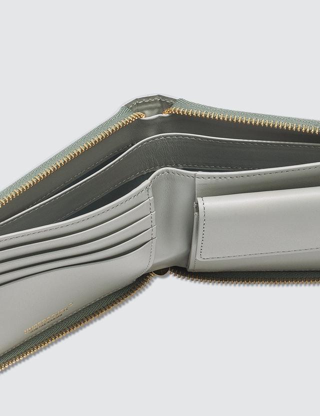 Undercover Zip Around Wallet