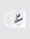 Maison Kitsune Cafe Kitsune Mug Picture