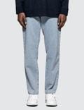 Perry Ellis Light Washed Denim Jeans Picutre