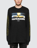 Youth Machine Peacekeeper L/S T-Shirt Picture