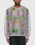 Stussy Printed Mesh Long Sleeve T-Shirt Picutre