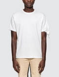 JW Anderson White Single Knot S/S T-shirt Picture