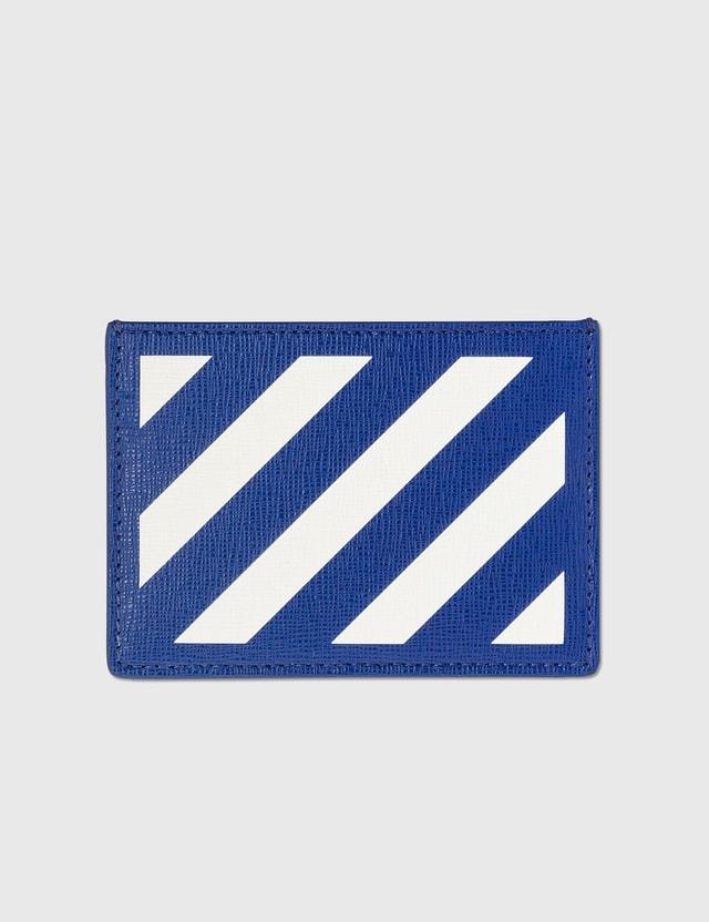 Off-White Diag Cardholder Blue White Men