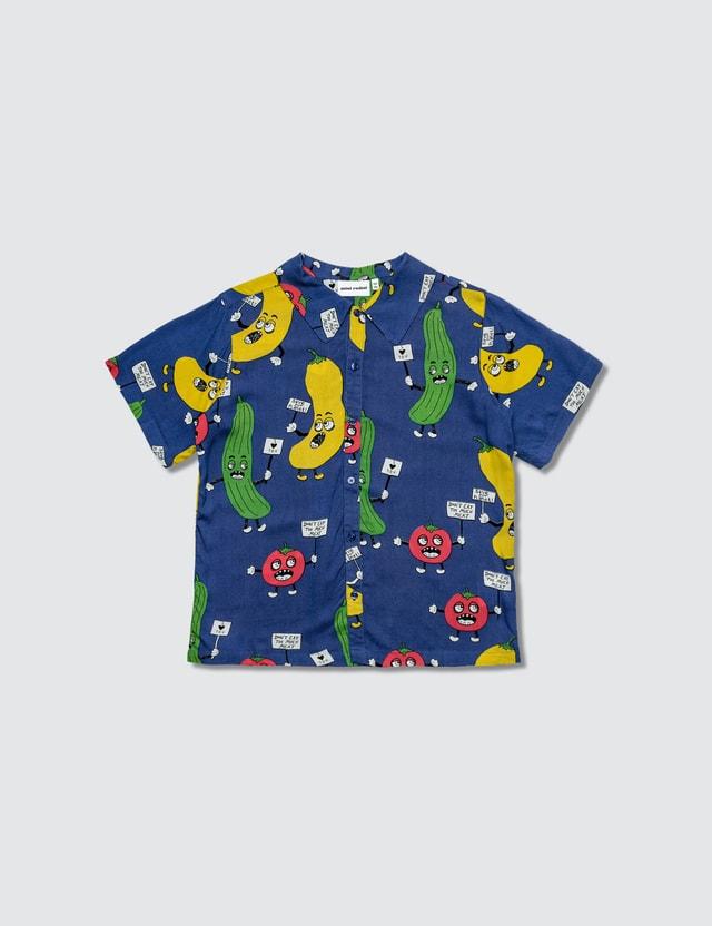 Mini Rodini Veggie Woven Shirt