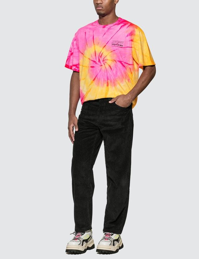 Misbhv Xtasea Spiral Tie Dye T-Shirt