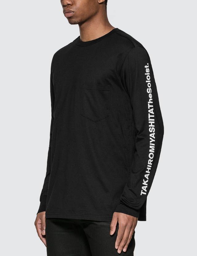 Takahiromiyashita Thesoloist I Think Long Sleeve T-Shirt
