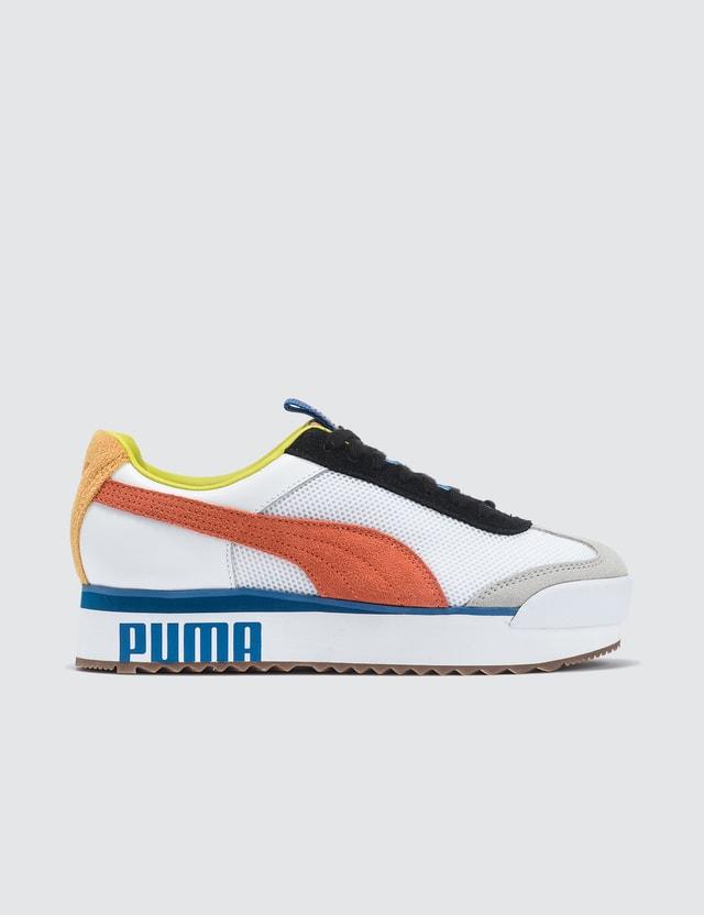 Puma Roma Amor Sport White Women