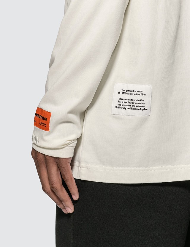 Heron Preston Heron Birds Long Sleeve T-shirt