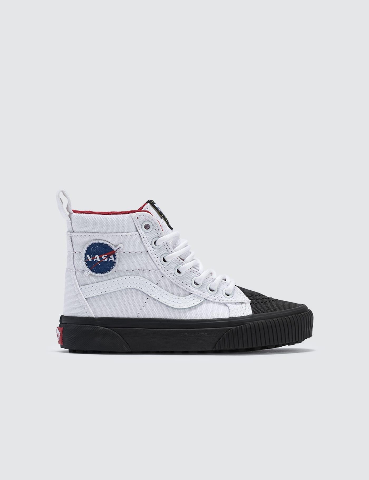 Vans Space Voyager SK8-HI MTE Kids   HBX
