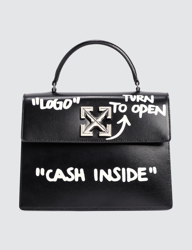 Off-White Jitney 2.8 Cash Inside Crossbody Bag