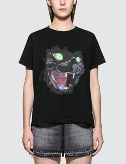 Marcelo Burlon Cat Short Sleeve T-shirt