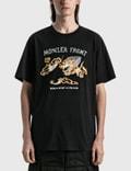 Moncler Genius 7 Moncler Frgmt Hiroshi Fujiwara T-shirt Black Men