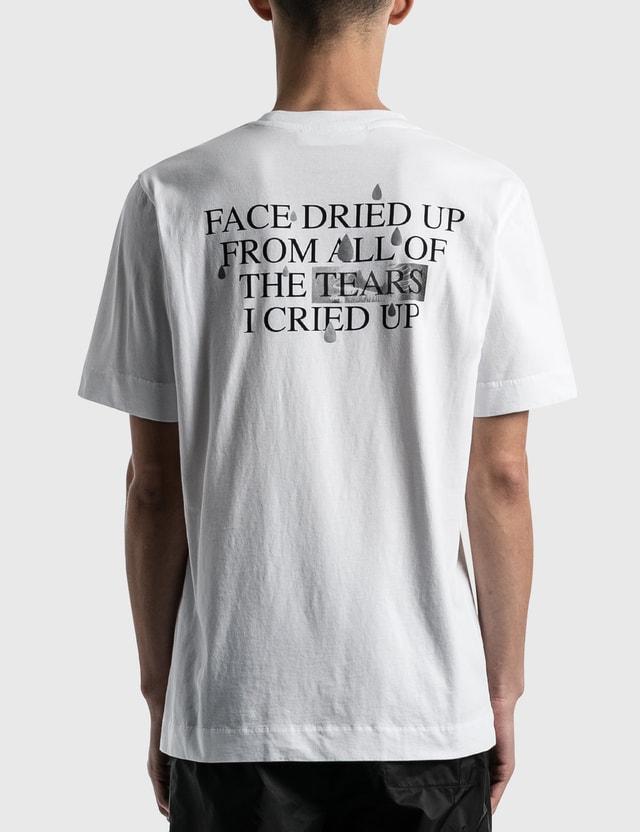 1017 ALYX 9SM Dried Tears T-shirt White Men