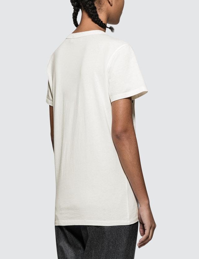 Maison Kitsune Parisienne Short Sleeve T-shirt