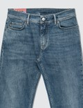 Acne Studios North Mid Blue Jeans
