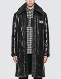 Burberry Detachable Funnel Neck Padded Nylon Car Coat Picutre