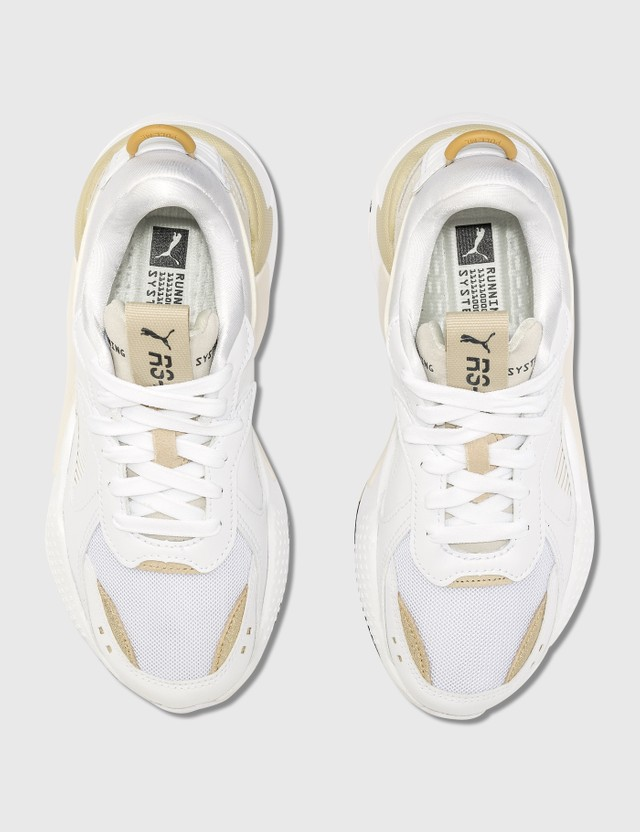 Puma RS-X Mono Metal Puma White-puma Team Gold Women