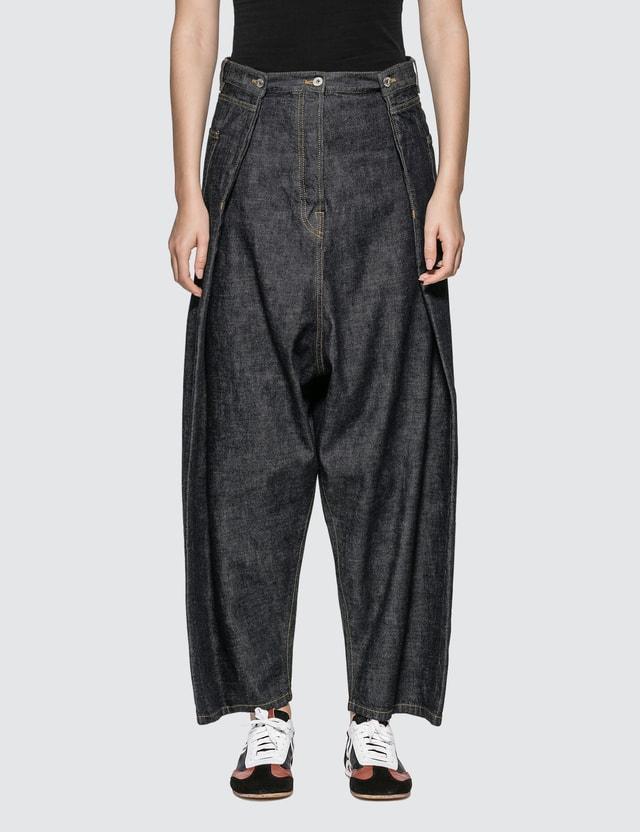 Loewe Oversized Jeans