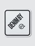 Denim By Vanquish & Fragment Coasters Set (Pack of 2) Picutre
