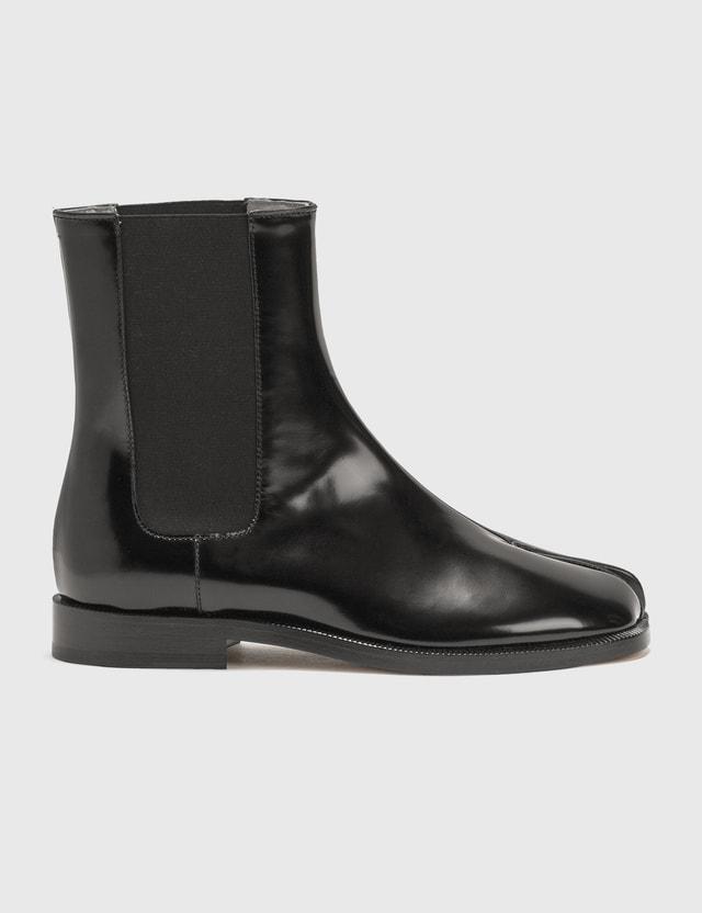 Maison Margiela Tabi Riding Boots Black Women