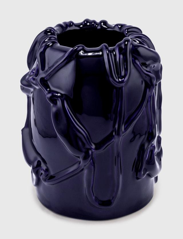 Raawii Jam Vase Deep Cobalt Unisex