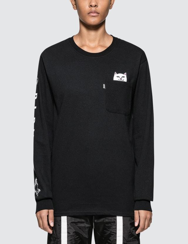 RIPNDIP Lord Nermal Long Sleeve T-shirt