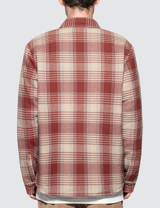 John Elliott Quilted Lined Shirt