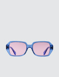 Super By Retrosuperfuture Limone Wagwan Bubbagum Sunglasses Picture