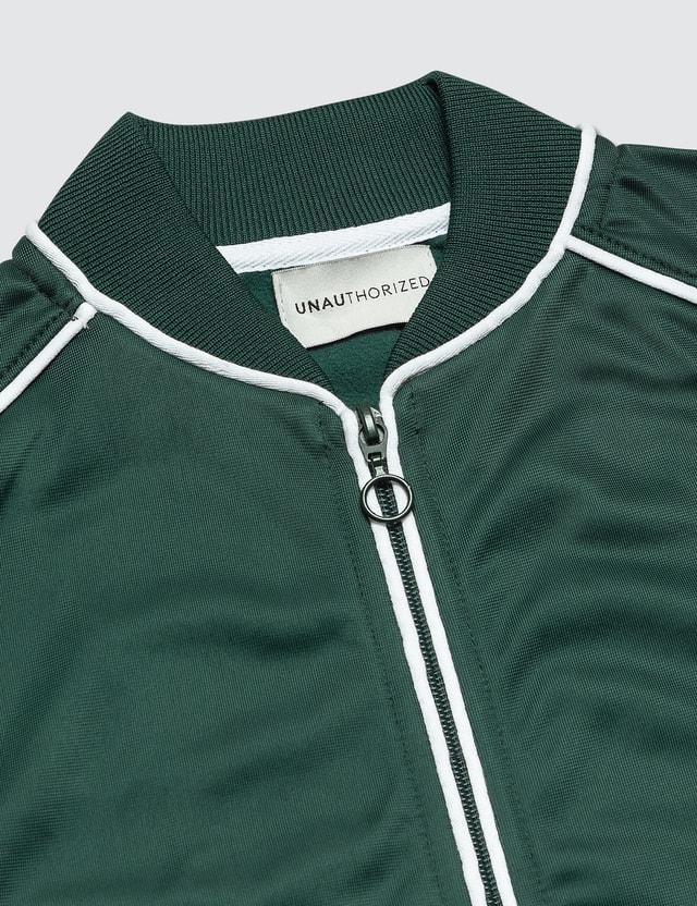 Unauthorized Oliver Track Jacket