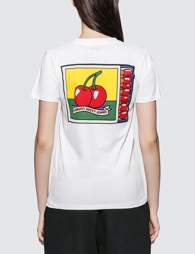 Fiorucci Fiorucci Cherries T-shirt