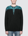 Marcelo Burlon Wings L/S T-shirt Picture