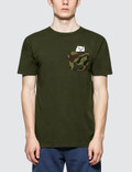 RIPNDIP Lord Nermal Camo Pocket T-Shirt Picture
