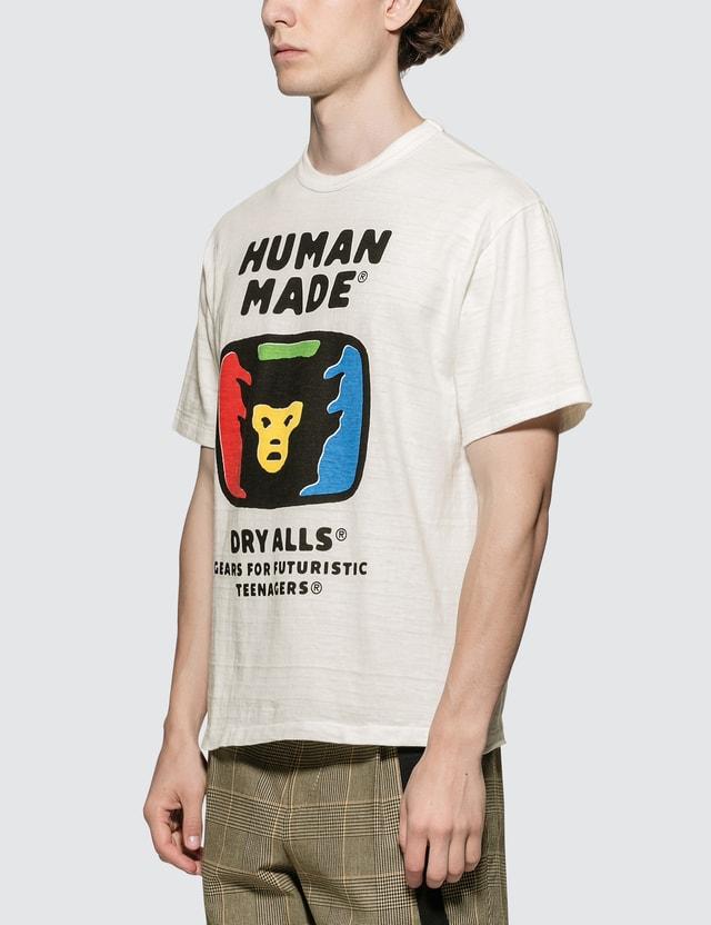 Human Made Brand Logo Printed T-shirt