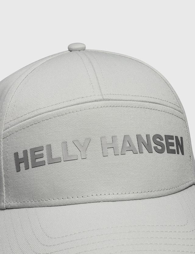Helly Hansen Logo Cap Nimbus Cloud Men