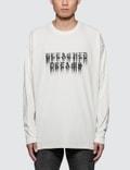 Stampd Bleached Dreams L/S T-Shirt Picutre