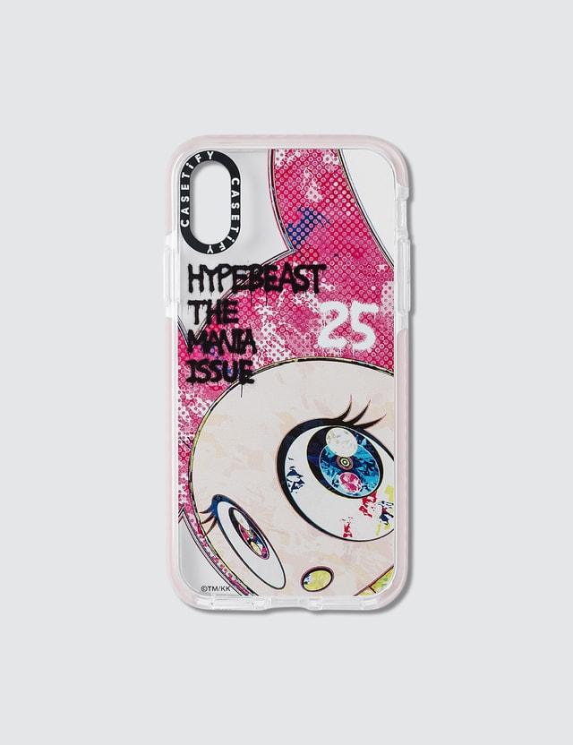 Takashi Murakami Takashi Murakami x Hypebeast Magazine iPhone Case B X/Xs