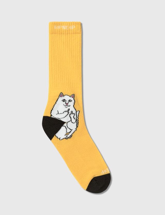 RIPNDIP Lord Nermal Socks