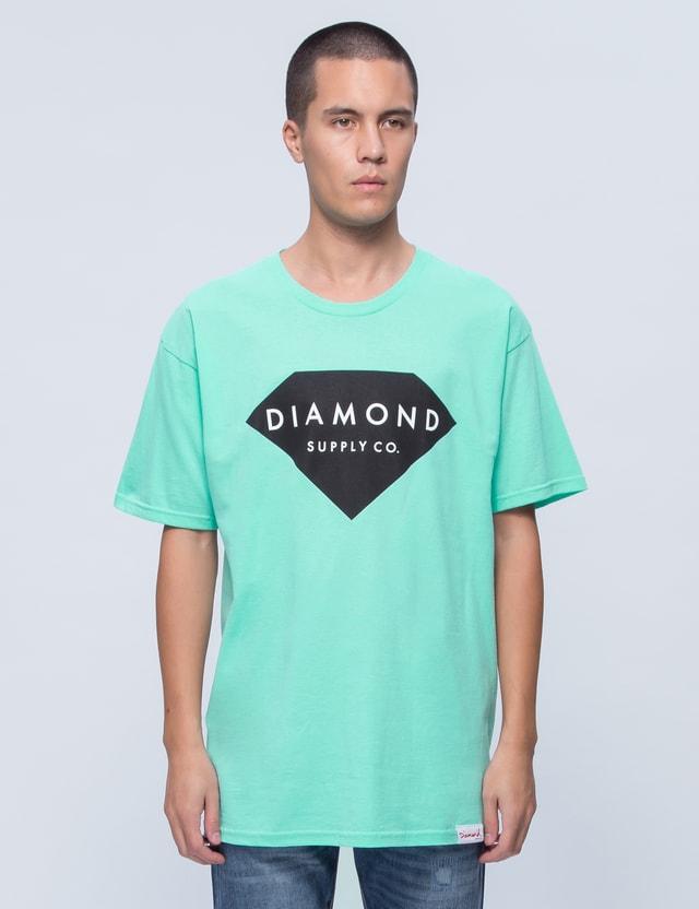 Diamond Supply Co. Solid Stone S/S T-Shirt