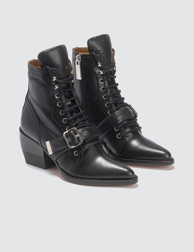 Chloé Rylee Medium Boots Black Women