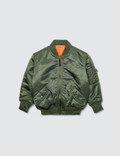 Alpha Industries Youth MA-1 Jacket Picutre