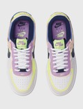 Nike Nike Air Force 1 Shadow Photon Dust/royal Pulse-barely Volt Women