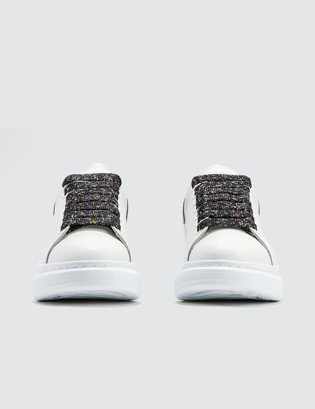 Alexander McQueen Glitter Oversized Sneaker