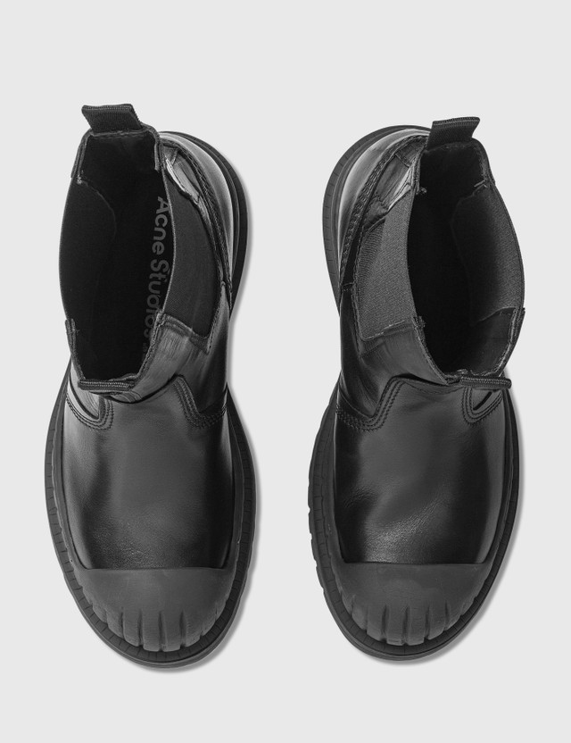 Acne Studios Bryant Chelsea Leather Boots