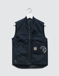 Carhartt Work In Progress Carhartt WIP x Uniform Experiment Work Vest Picture