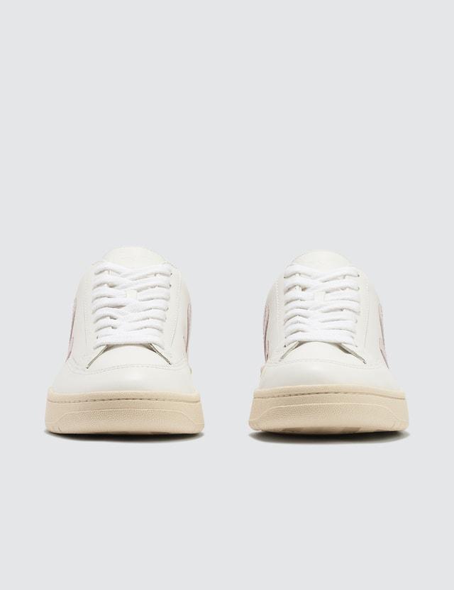 Veja V-12 Leather Sneaker