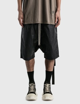 Rick Owens Drkshdw Drawstring Pods Shorts