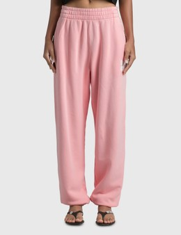Alexander Wang.T Structured Terry Classic Sweatpants