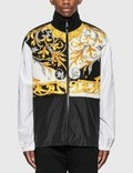 Versace Barocco Acanthus Print Jacket Picture