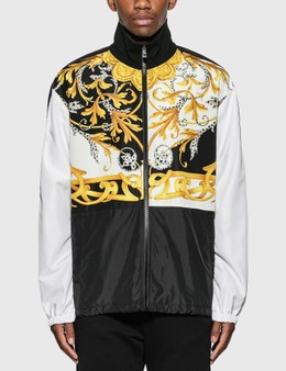 Versace Barocco Acanthus Print Jacket